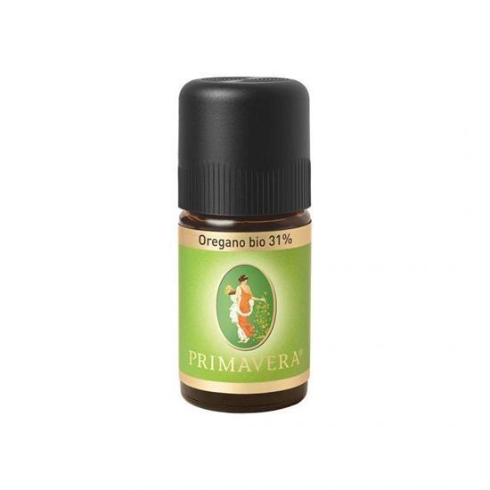 Bild von Primavera® - Ätherisches Öl - Oregano Bio 31 % - 5 ml