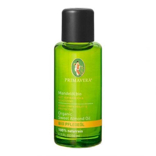 Bild von Primavera® - Pflegeöl - Mandelöl Bio - 50 ml