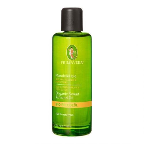 Bild von Primavera® - Pflegeöl - Mandelöl Bio - 100 ml