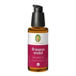 Bild von Primavera® - Frauenwohl - Balance Öl Bio - 50 ml