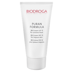 Bild von Biodroga - Puran Formula - BB Cream LSF 15 02 - Honey Touch - 40 ml