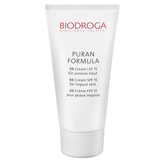 Bild von Biodroga - Puran Formula - BB Cream LSF 15 02 - Honey Touch - 40 ml