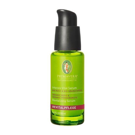 Bild von Primavera® - Revitalpflege - Intensiv Vital Serum - Rose Granatapfel - 30 ml