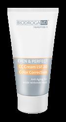 Bild von Biodroga MD - Even & Perfect - CC Cream LSF 20 -  Für Müde Wirkende Haut - 40 ml