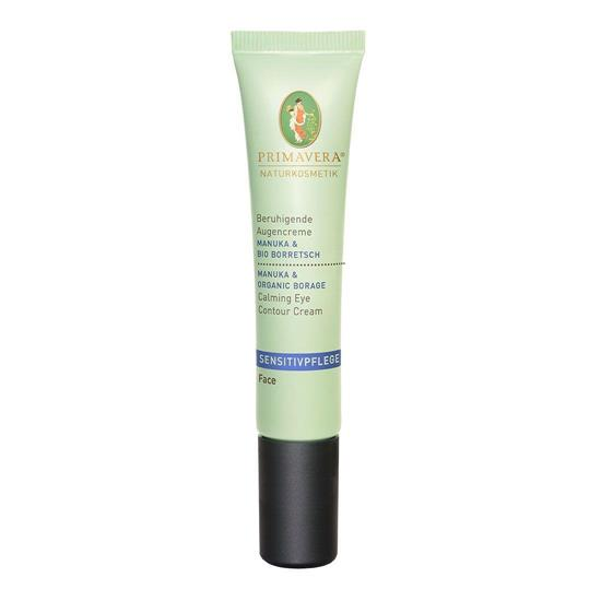 Bild von Primavera® - Sensitivpflege - Beruhigende Augencreme - Manuka Borretsch - 15 ml