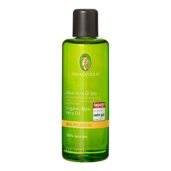 Bild von Primavera® - Pflegeöl - Aloe Vera Öl Bio