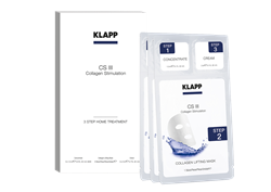 Bild von Klapp - CS III Collagen Stimulation - 3 Step Home Treatment