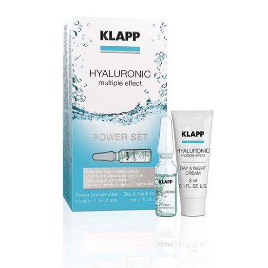 Bild von Klapp - Hyaluronic - Power Set