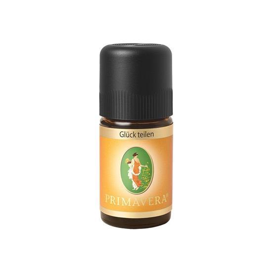 Bild von Primavera® - Duftmischung - Glück Teilen - 5 ml
