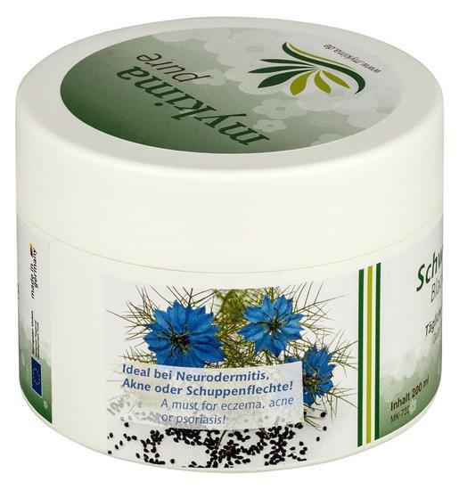 Bild von mykima - Pure - Schwarzkümmelöl Balsam - 200 ml
