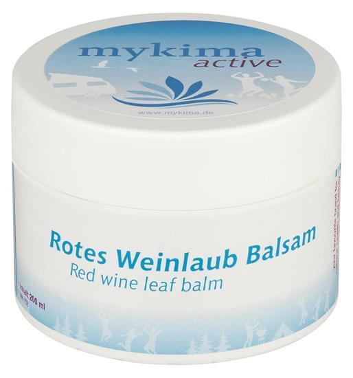 Bild von mykima - Active - Rotes Weinlaub Balsam - 200 ml