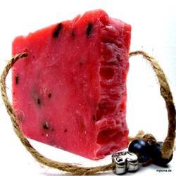 Bild von mykima - Kaltgerührte Schafmilchseife - Wildrose - 160 g