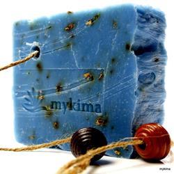 Bild von mykima - Kaltgerührte Schafmilchseife - Veilchen - 150 g
