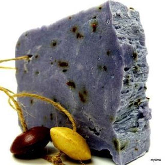 Bild von mykima - Kaltgerührte Schafmilchseife - Lavendel - 150 g