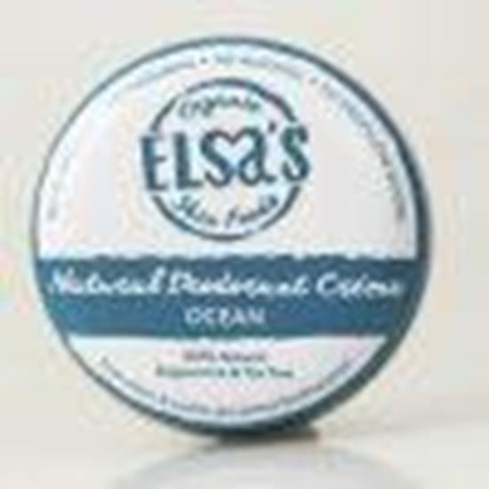 Bild von Elsa's Organic Skin Foods - Deodorant Cremes - 45 g