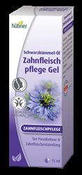 Bild von Hübner - Schwarzkümmel-Öl - Zahnfleischpflege Gel - 15 ml