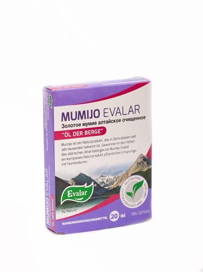 Bild von Evalar - Mumijo Evalar - 20 Tabletten