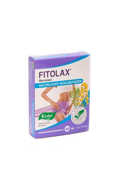 Bild von Evalar - Fitolax - 40 Tabletten