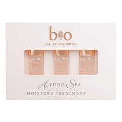 Bild von b:o natural cosmetics - Hydro Spa - Moisture Treatment - 3 x 2,5 ml