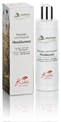 Bild von mykima - Körper- und Massageöl Heublume - 200 ml