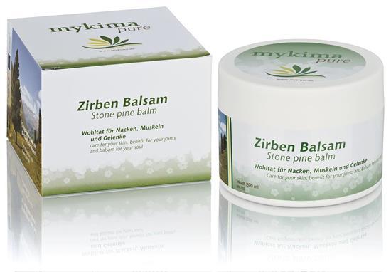 Bild von mykima - Zirben Balsam - 200 ml