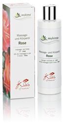 Bild von mykima - Körper- und Massageöl Rose - 200 ml