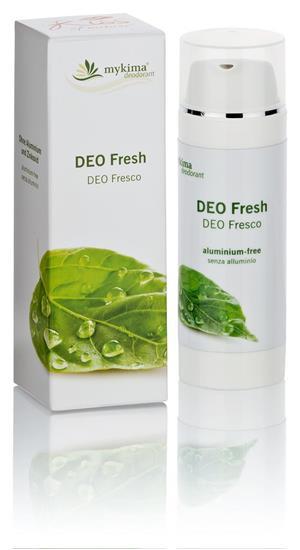 Bild von mykima - Deo ohne Aluminium - Fresh (Minze & Bergkräuter) - 50 ml