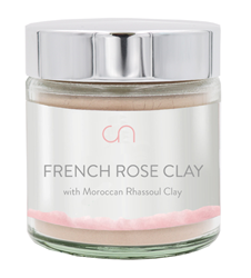 Bild von CN Innovations - CNI French Rose Clay - Peelingmaske - 80 g