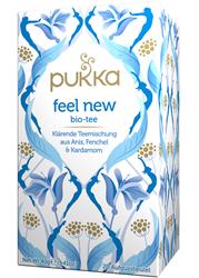 Bild von Pukka - Feel New Tee - bio - 20 Aufgußbeutel