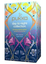 Bild von Pukka - Day to Night - Tee - bio - 20 Aufgußbeutel