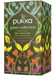 Bild von Pukka - Green Collection Tee - bio - 20 Aufgußbeutel