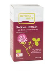 Bild von Herrens Mark - Rotklee - Extrakt - bio - 1 Liter