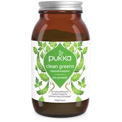 Bild von Pukka - Clean Greens Pulver Bio - 112 g