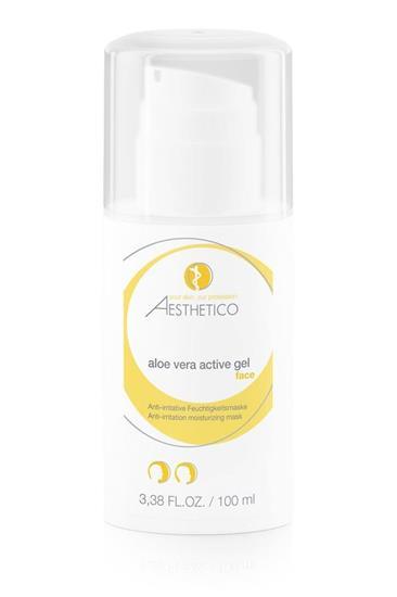 Bild von Aesthetico - Intensivpflege - Aloe Vera Active Gel - 100 ml