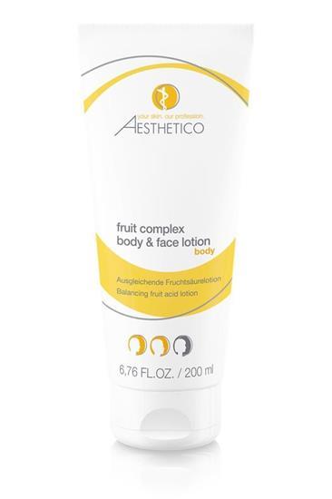 Bild von Aesthetico - Intensivpflege - Fruit Complex Body & Face Lotion - 200 ml