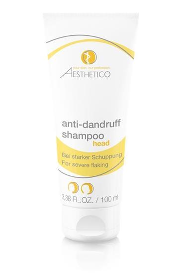 Bild von Aesthetico - Haarpflege - Anti-Dandruff Shampoo - 100 ml