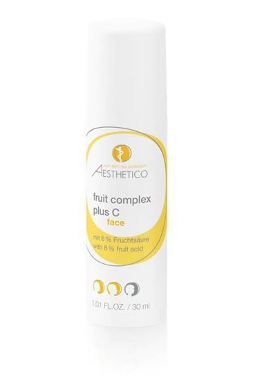 Bild von Aesthetico - Intensivpflege - Fruit Complex Plus C - 30 ml