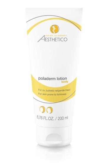 Bild von Aesthetico - Körperpflege - Poladerm Lotion - 200 ml