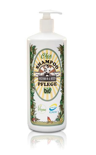 Bild von Kastenbein & Bosch - Chia Shampoo Pflege - 1000 ml