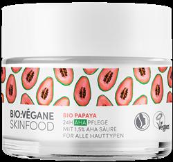 Bild von Bio:Végane  - Bio Papaya - 24H AHA Pflege  - 50 ml