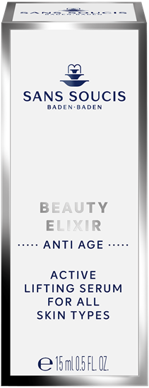 Bild von Sans Soucis - Beauty Elixir - Anti Age Aktiv Liftingserum - 15 ml