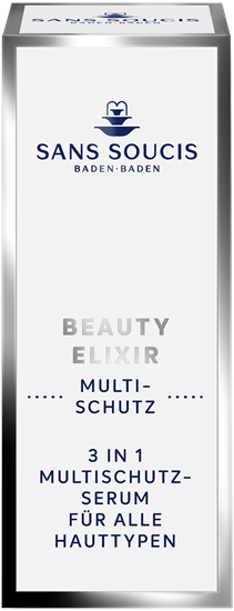 Bild von Sans Soucis - Beauty Elixir - 3 in 1 Multischutzserum - 15 ml