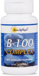 Bild von SunSplash - B-100 Complex - 60 Tabletten