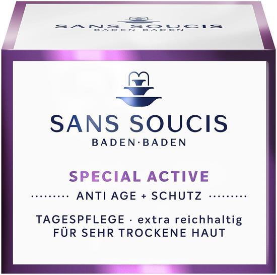Bild von Sans Soucis - Special Active - Tagespflege Extra Reichhaltig - 50 ml