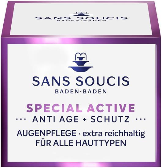 Bild von Sans Soucis - Special Active - Augenpflege Extra Reichhaltig - 15 ml