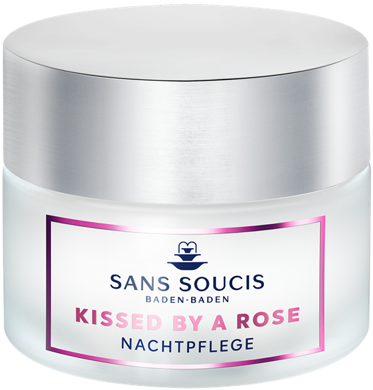 Bild von Sans Soucis - Kissed by a Rose - Nachtpflege - 50 ml