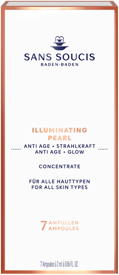 Bild von Sans Soucis - Illuminating Pearl - Concentrate - 7 x 2 ml