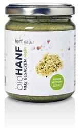 Bild von Hanf & Natur - Bio Hanfmus - gesalzen - 250 g