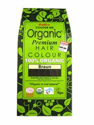 Bild von Radico - Hair Colour - Organic Brown - 100 g