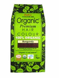 Bild von Radico - Hair Colour - Organic Burgundy - 100 g